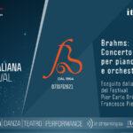 CONCERTO PER PIANOFORTE E ORCHESTRA N.2 DI BRAHMS